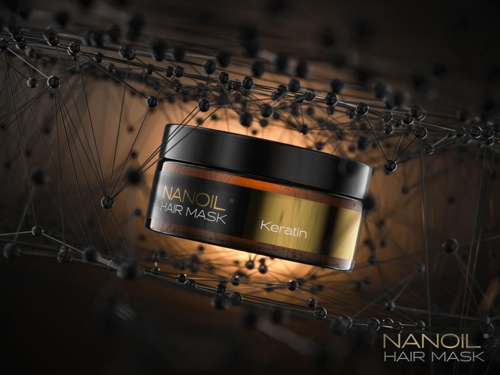 keratin mask Nanoil